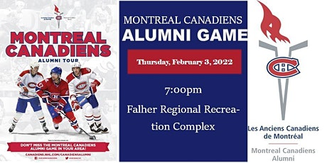 Montreal Canadiens Alumni Hockey Game tickets