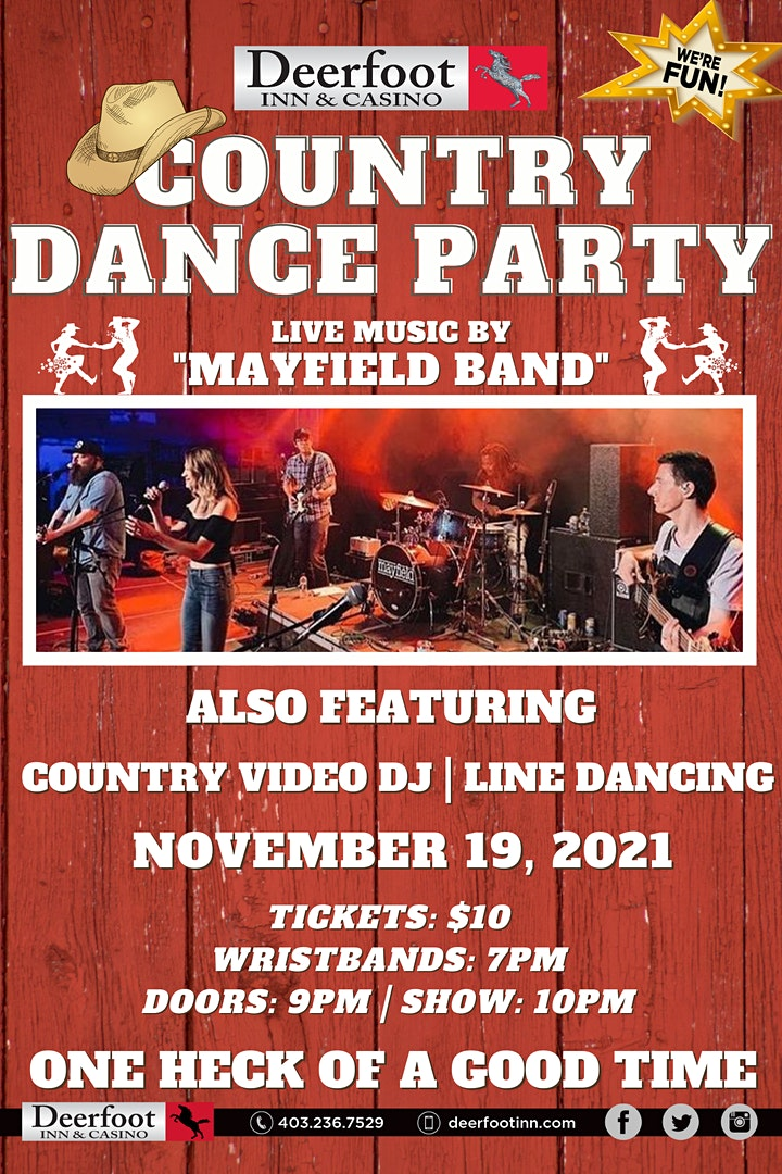 Country Dance Party! image