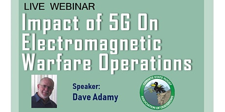 Impact of 5G On Electromagnetic Warfare Operations tickets