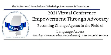 Empowerment Through Advocacy- Becoming Change Agents in Language Access tickets