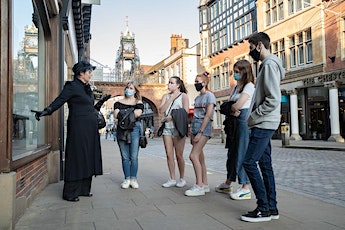 Chester Ghost Tour tickets