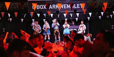 OKTOBERFEST 2021: BOXPARK Wembley tickets