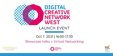 Digital Creative Network West biglietti