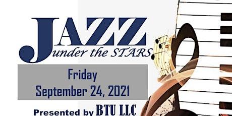 Jazz Under the Stars tickets