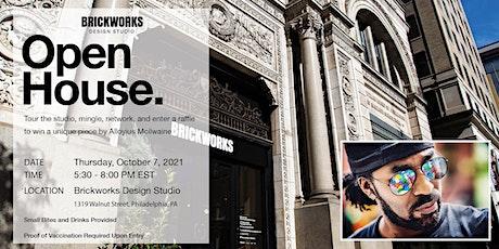 DesignPhilly: Brickworks Philadelphia Design Studio Open House tickets