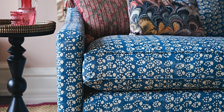 How To Embrace Colour and Pattern With OKA - Virtual Panel Talk tickets