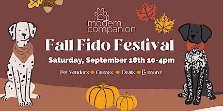 Fall Fido Festival Games tickets