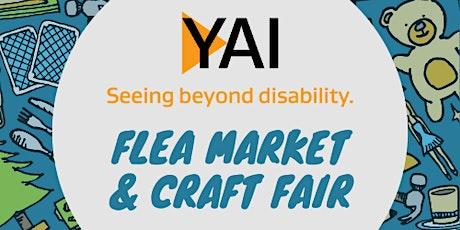YAI Tarrytown Flea Market & Craft Fair tickets