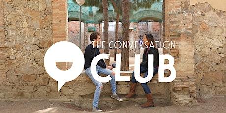 The Conversation Club Language Exchange entradas
