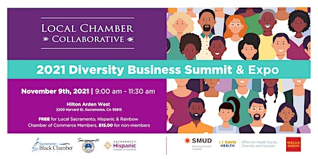 Diversity Summit & Expo: Local Chamber Collaborative Event tickets