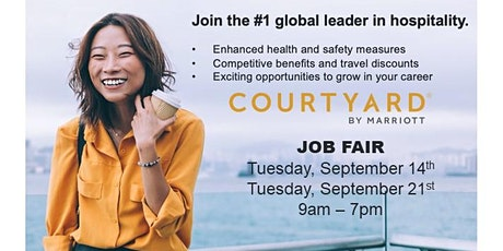 Job Fair!  Courtyard by Marriott North Charleston tickets