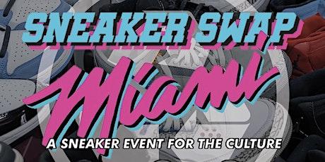 SNEAKER SWAP - V tickets