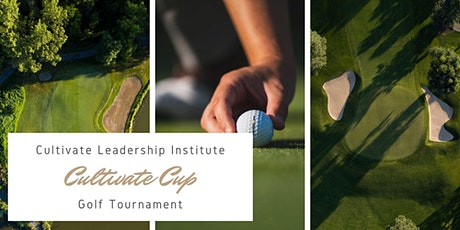 1st Annual Cultivate Cup Golf Tournament tickets