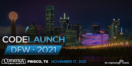 CodeLaunch DFW Startup Expo & Seed Accelerator Competition in Frisco, TX tickets