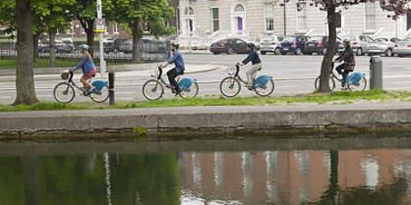 Royal Canal Cycle tickets