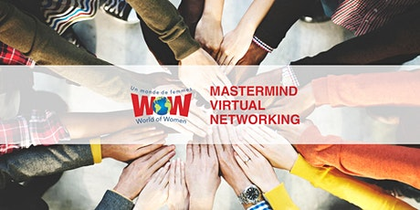 WOW Mastermind Virtual Networking 2021 tickets