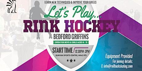 Bedford Griffins Roller Hockey tickets