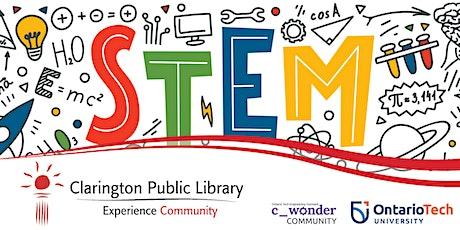 c_wonder STEM Workshop (Grades 5 to 8) tickets