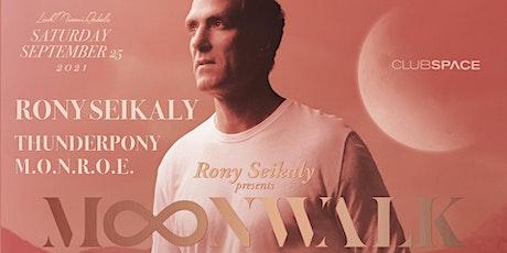 Rony Seikaly @ Club Space Miami tickets