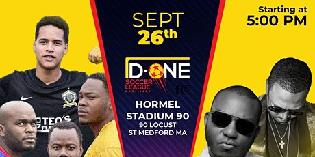 D One Soccer League Presents The Finals tickets