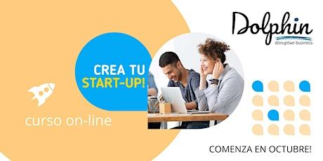 Crea tu start-up! tickets