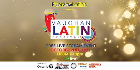 Vaughan Latin Festival entradas