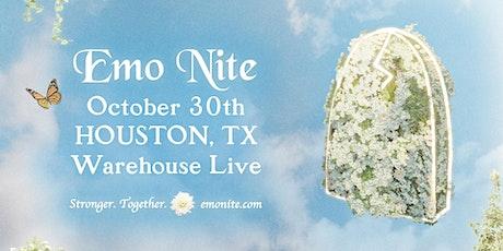 EMO NITE tickets