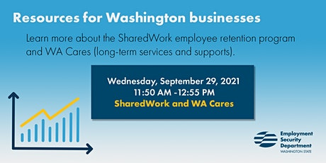 SharedWork and WA Cares Fund (long-term services and supports) tickets