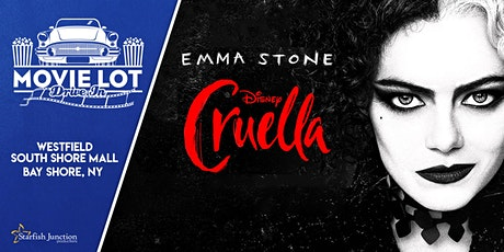 Movie Lot Drive-In Presents: Disney's Cruella - Friday 9/24/21 tickets