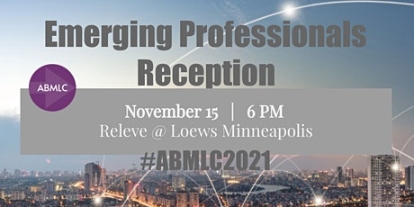 AFE Emerging Leaders Reception tickets