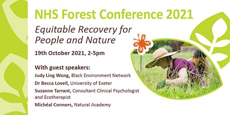 NHS Forest Conference 2021 tickets