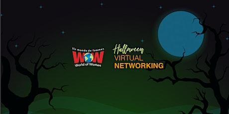 WOW Virtual Networking - Halloween tickets