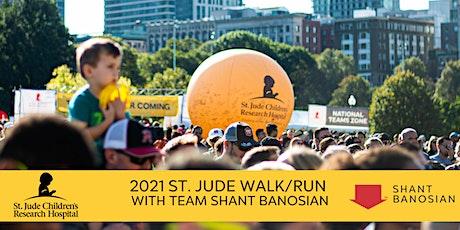 St. Jude Walk/Run with Team Shant Banosian tickets