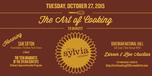 The Art of Cooking 2015