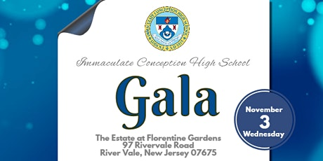 Immaculate Conception High School Gala Dinner tickets