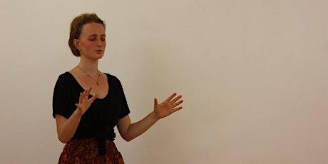 Movement Meditation: An activation through Stillness, Dance and Breath tickets