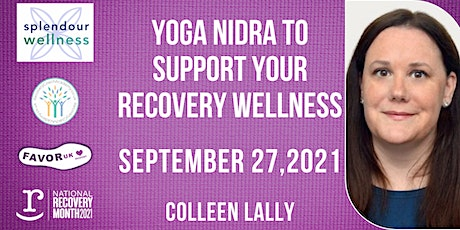 Yoga Nidra to Support Your Recovery Wellness tickets