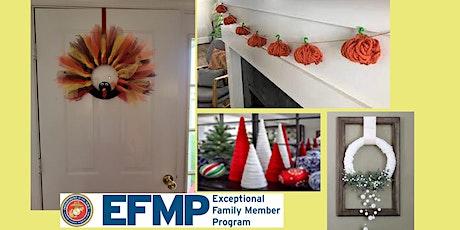 EFMP Quantico Crafts & Conversations tickets