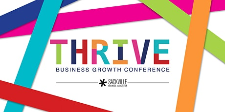 THRIVE Business Growth Conference 2021 tickets