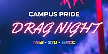 Campus Pride Drag Show tickets