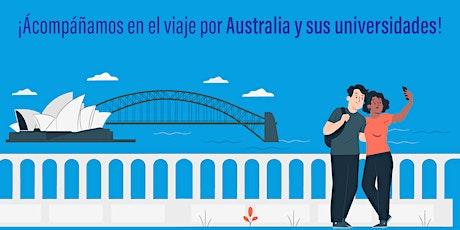 Convenio con University of Western Australia tickets