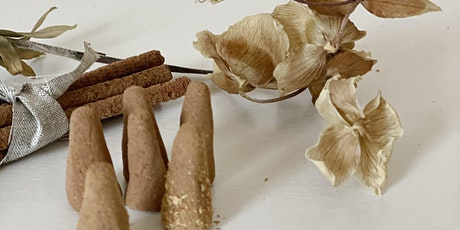 An Intro to Incense Making with Carmen Zvonik tickets