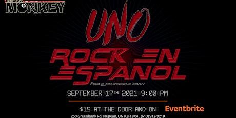 UNO en Concierto. Rock en Español tickets