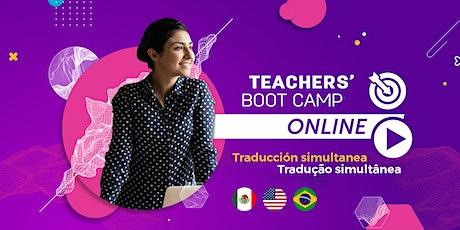 Amco Teachers' Boot Camp Online Noviembre '21 | LATAM entradas