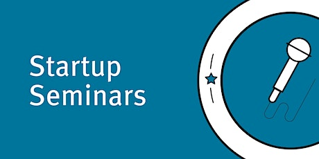 Startup Seminars '21 - How Do You Build An Awesome Brand tickets