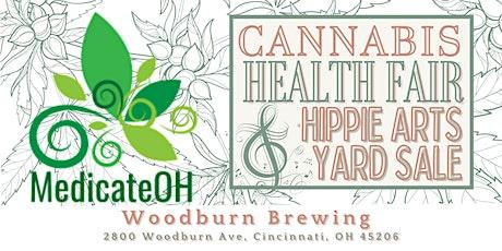 Cannabis Health Fair & Hippie Arts Yard Sale tickets
