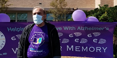 Face to Face 14th Annual Walk for Memory Virtual-&-In-Person Hybrid Event tickets