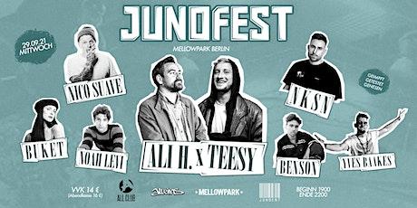 JUNOFEST Tickets