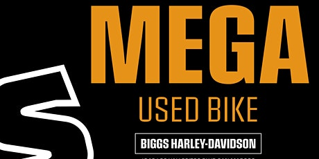 Mega Used Bike Event tickets
