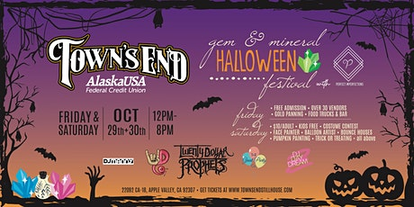 TE Gem and Mineral Halloween Festival tickets